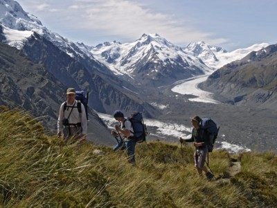 Christchurch Mount Cook Hiking Tour