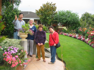 Christchurch Prize Winning Garden