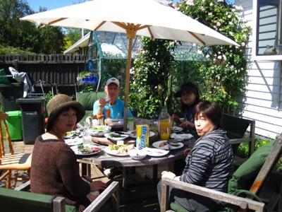 Christchurch City Tour Garden Lunch