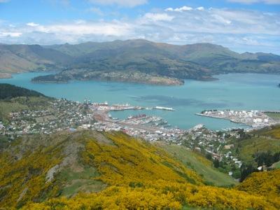 Lyttleton Harbour Christchurch City Tour