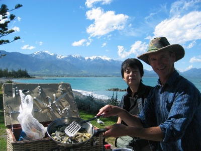 Kaikoura Whalewatch Tour Picnic Lunch