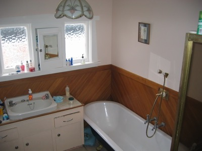 Christchurch Homestay bathroom