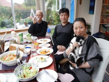 Homestay Breakfast in Christchurch