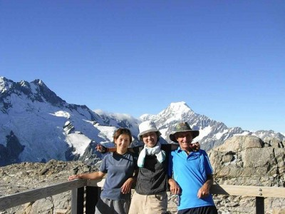 Mount Cook Hiking Tour