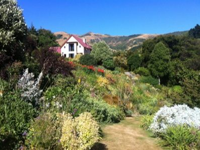 Akaroa Day Tour Banks Peninsula Garden