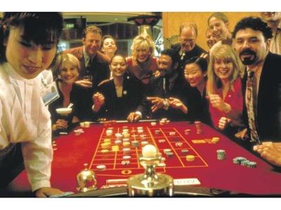 Christchurch Night Tour at the Casino