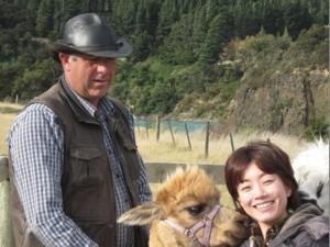 Christchurch Farm Tour with Al Paca