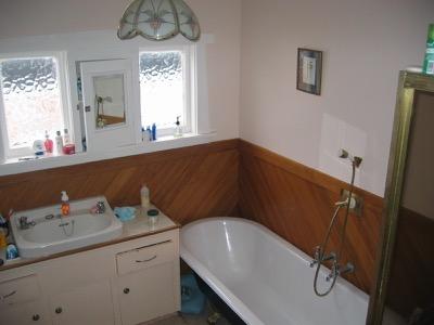 Christchurch Homestay bathroom