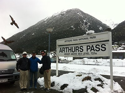 Arthurs Pass Railway Station